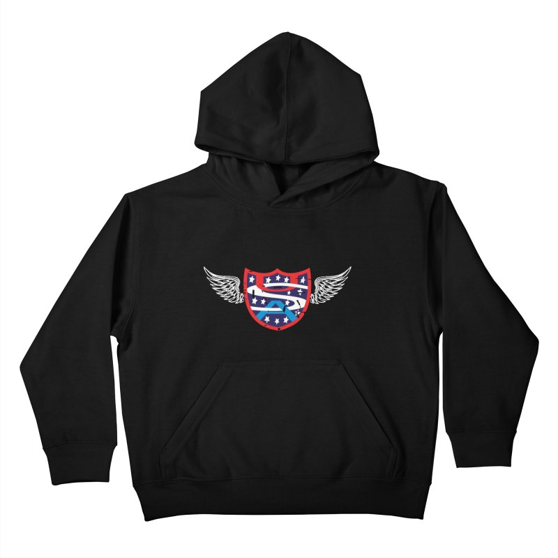 National Pride !! Kids Pullover Hoody by cityshirts's Artist Shop