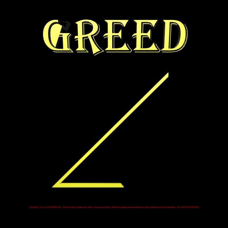 141. Greed Dudes of CIULLO CORPORATION T-Shirt by CIULLO CORPORATION's Artist Shop