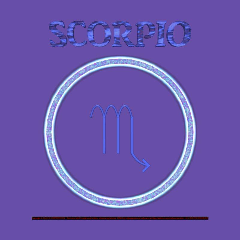 Scorpio (Title) by CIULLO CORPORATION's Artist Shop