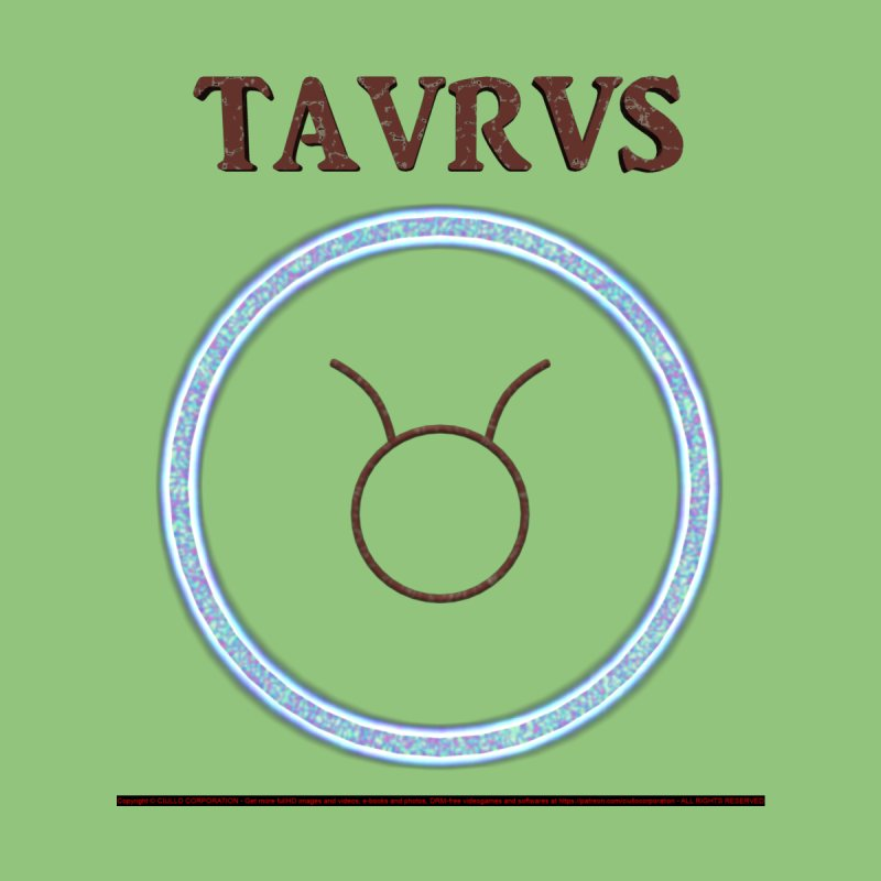 Taurus (Title) by CIULLO CORPORATION's Artist Shop