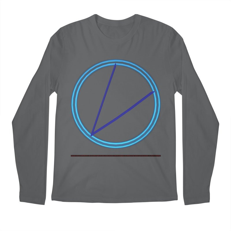 Water Men's Longsleeve T-Shirt by CIULLO CORPORATION's Artist Shop