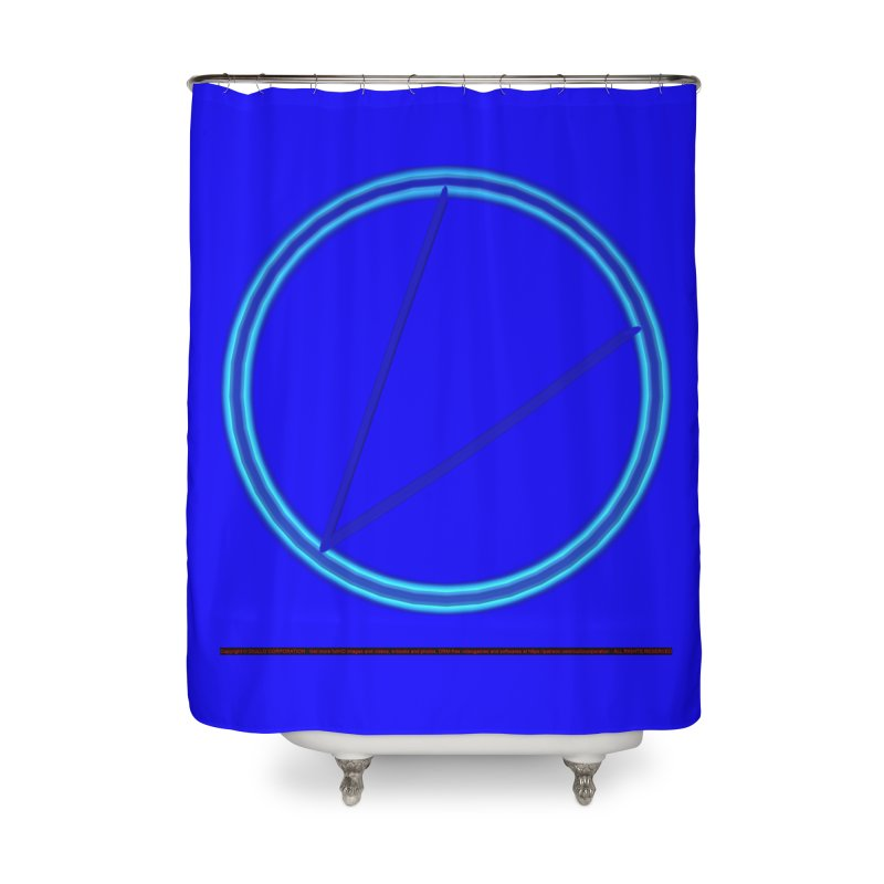 Water Home Shower Curtain by CIULLO CORPORATION's Artist Shop