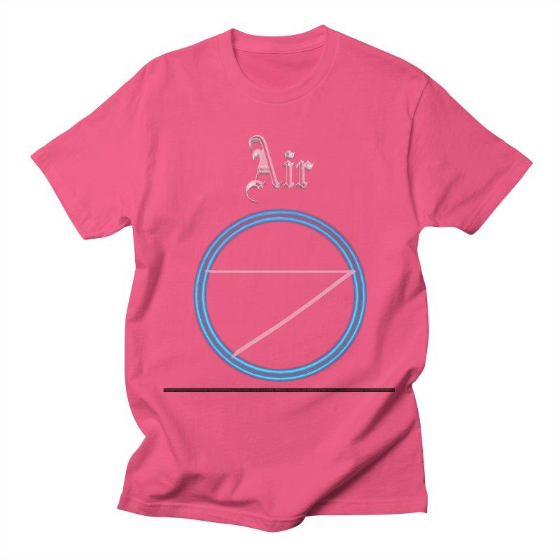 Air (title) Men's T-Shirt by CIULLO CORPORATION's Artist Shop