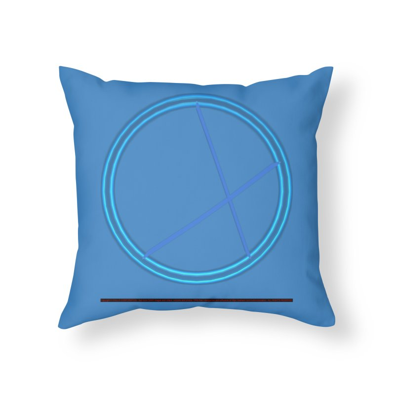 Harmony Home Throw Pillow by CIULLO CORPORATION's Artist Shop