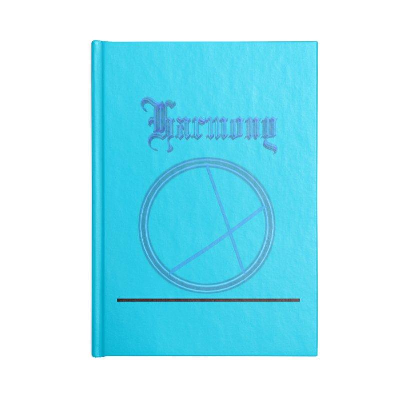 248. Harmony Gadgets of CIULLO CORPORATION Notebook by CIULLO CORPORATION's Artist Shop