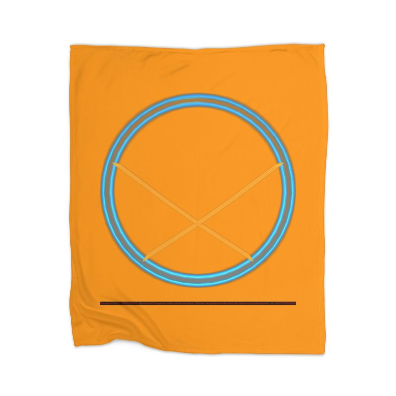 Equilibrium Home Blanket by CIULLO CORPORATION's Artist Shop