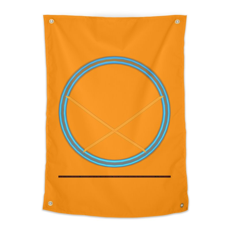 Equilibrium Home Tapestry by CIULLO CORPORATION's Artist Shop