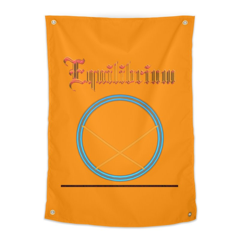 Equilibrium (title) Home Tapestry by CIULLO CORPORATION's Artist Shop
