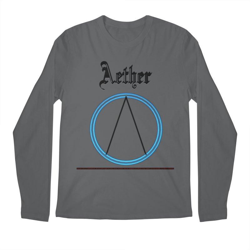 Aether (title) Men's Longsleeve T-Shirt by CIULLO CORPORATION's Artist Shop