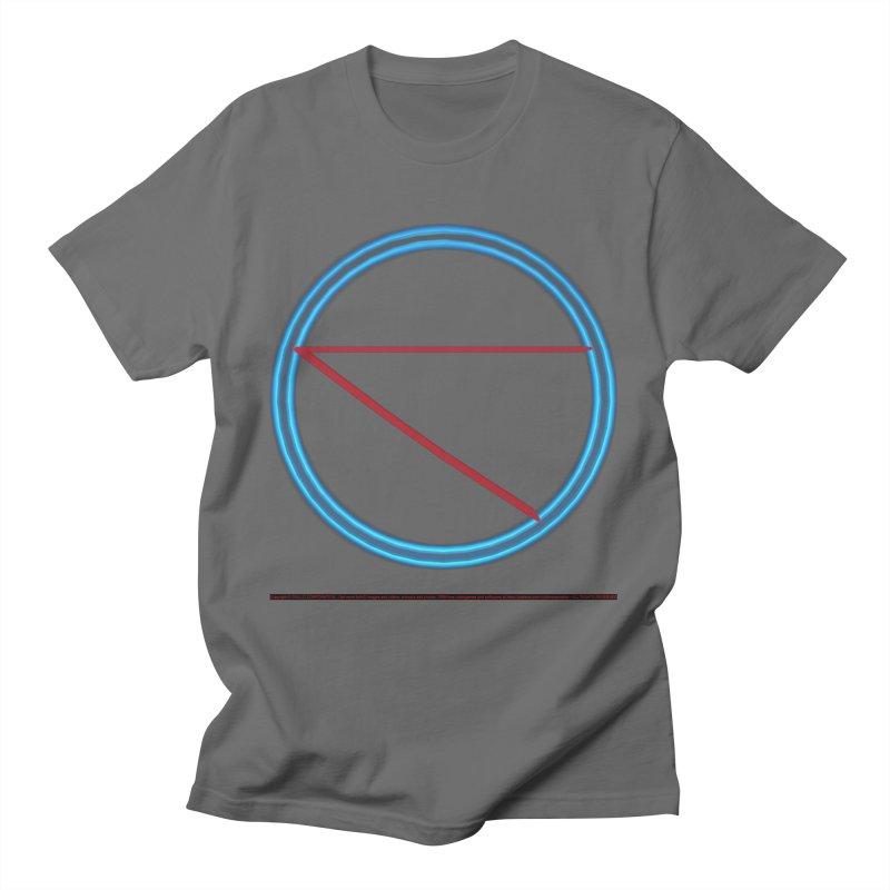 Fire Men's T-Shirt by CIULLO CORPORATION's Artist Shop