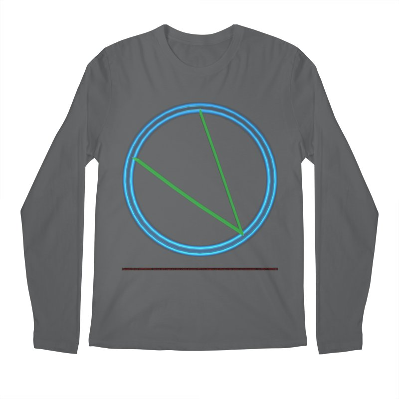 Earth Men's Longsleeve T-Shirt by CIULLO CORPORATION's Artist Shop