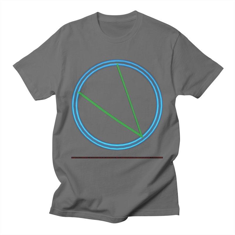 Earth Men's T-Shirt by CIULLO CORPORATION's Artist Shop