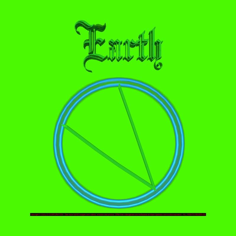 Earth (title) Men's T-Shirt by CIULLO CORPORATION's Artist Shop