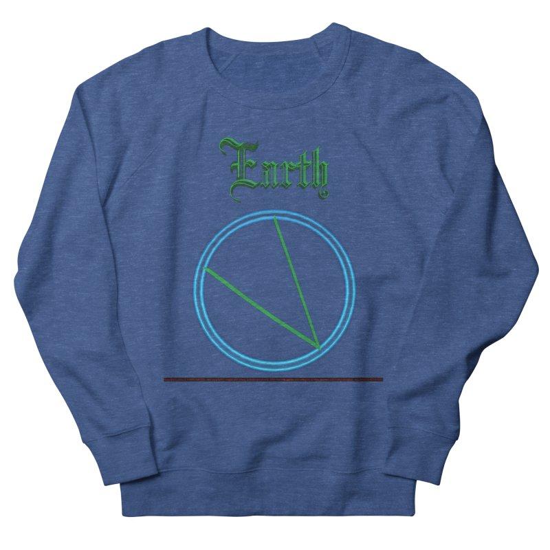 Earth (title) Men's Sweatshirt by CIULLO CORPORATION's Artist Shop