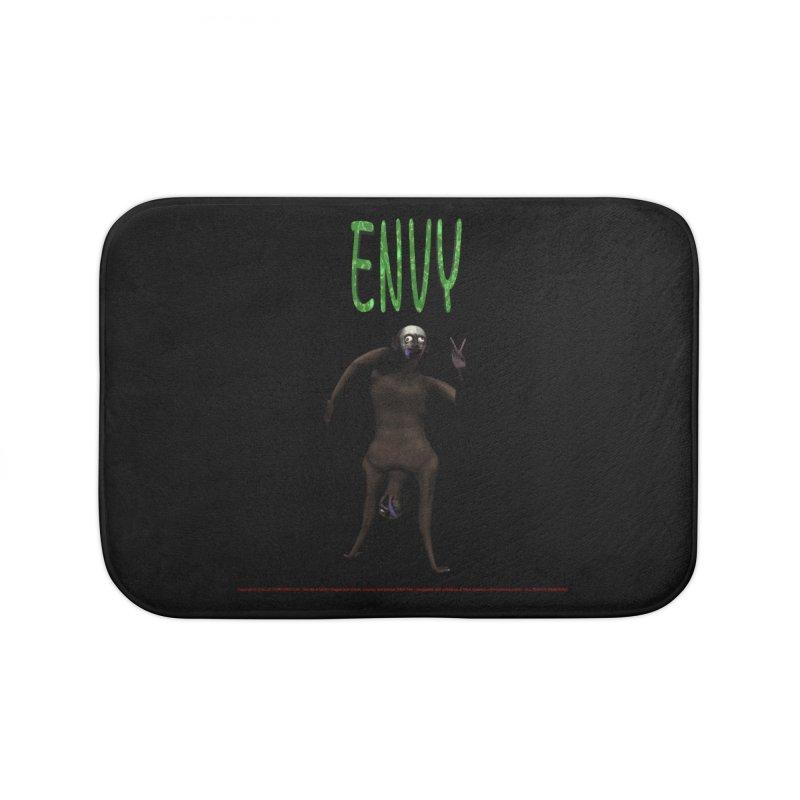 Envy - Joker Home Bath Mat by CIULLO CORPORATION's Artist Shop