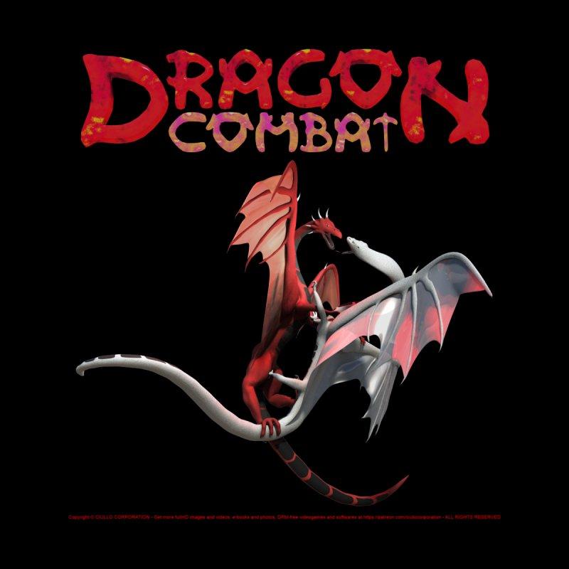 270. DRAGON COMBAT (Fire Dragons) Women's Sweatshirt by CIULLO CORPORATION's Artist Shop