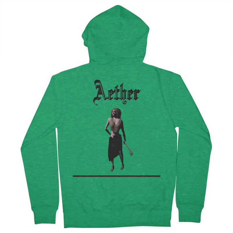 274. Aether (Costiela) Women's Zip-Up Hoody by CIULLO CORPORATION's Artist Shop