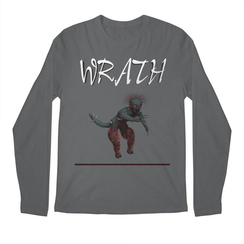 300. Wrath (Spinatus Inferus) Dudes of CIULLO CORPORATION Longsleeve T-Shirt by CIULLO CORPORATION's Artist Shop