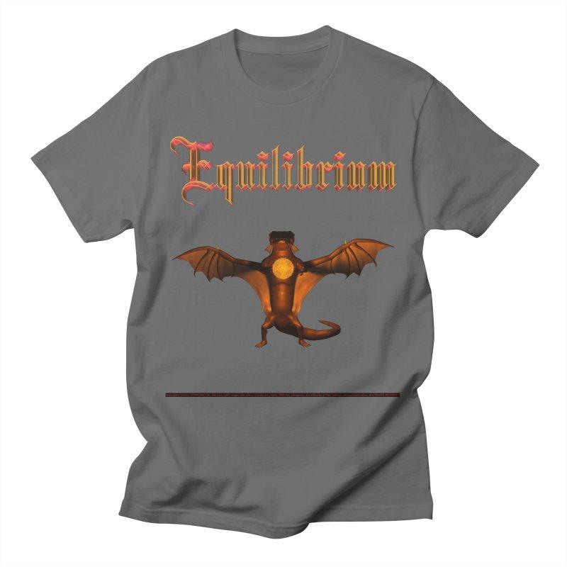 301. Equilibrium (male Tarah Dragon) Babes of CIULLO CORPORATION T-Shirt by CIULLO CORPORATION's Artist Shop