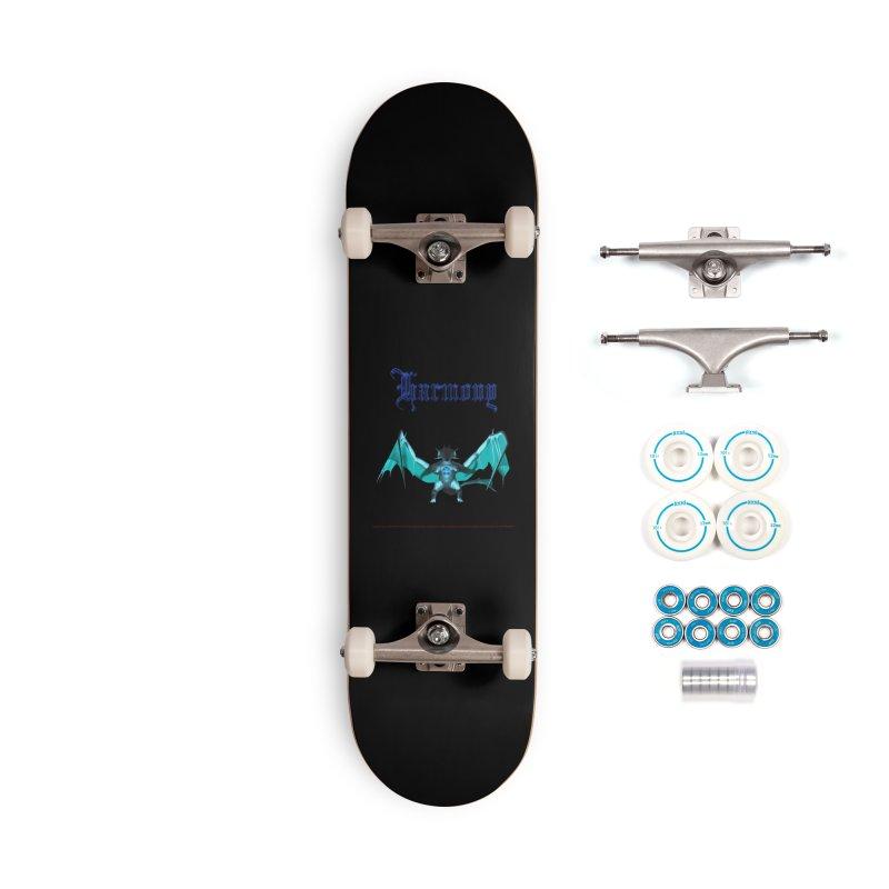 305. Harmony (male Armoryss Dragon) Gadgets of CIULLO CORPORATION Skateboard by CIULLO CORPORATION's Artist Shop