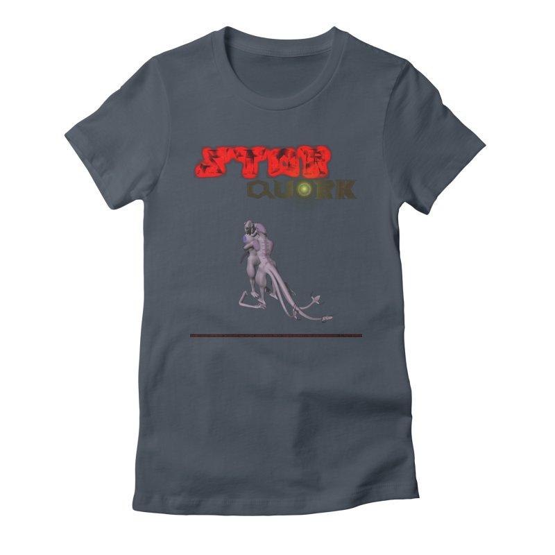 308. STAR QUORK (Raypthor & Chyrkyan) Babes of CIULLO CORPORATION T-Shirt by CIULLO CORPORATION's Artist Shop