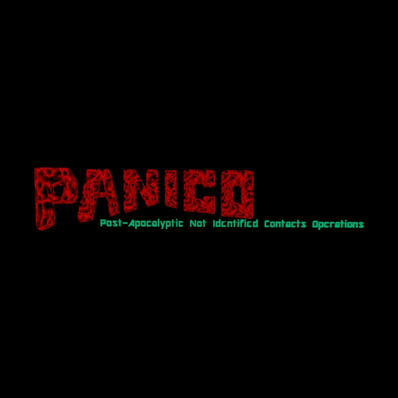 P.A.N.I.C.O. (title) by CIULLO CORPORATION's Artist Shop