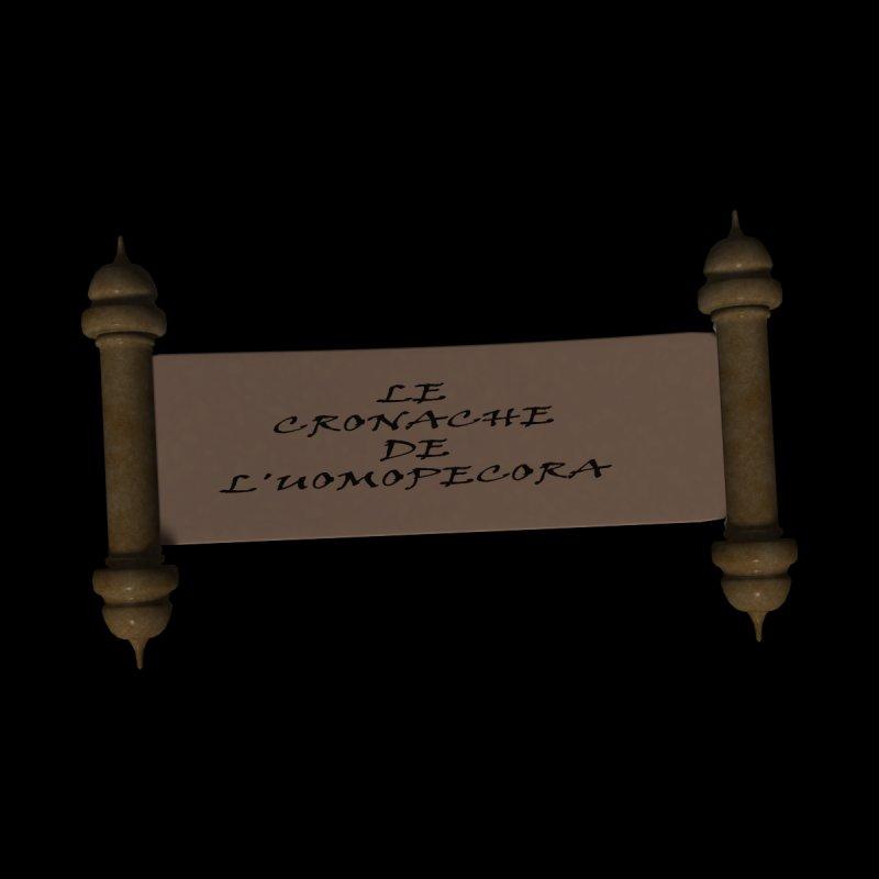 Le Cronache dell'Uomo-Pecora (title) by CIULLO CORPORATION's Artist Shop
