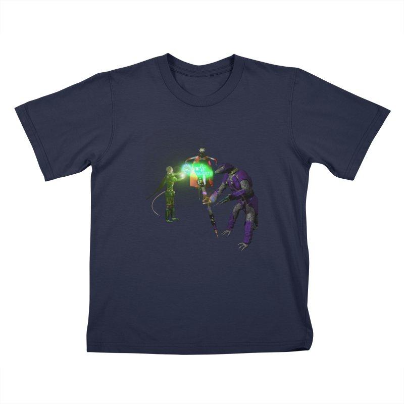 MUSS Trilogy (titled) Kids Toddler T-Shirt by CIULLO CORPORATION's Artist Shop
