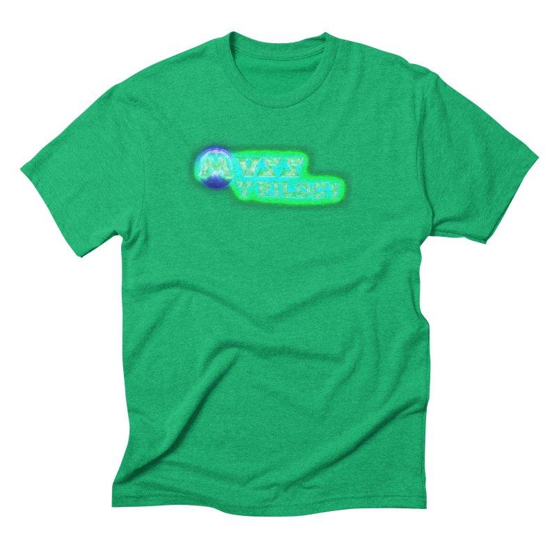MUSS Trilogy (title) Men's Triblend T-Shirt by CIULLO CORPORATION's Artist Shop