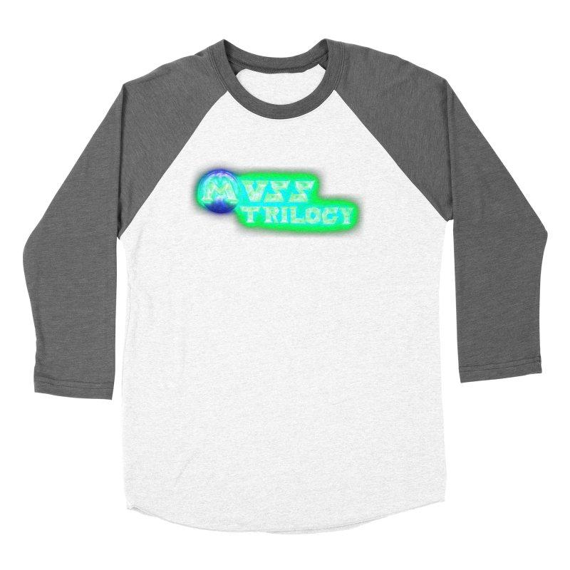 MUSS Trilogy (title) Women's Baseball Triblend T-Shirt by CIULLO CORPORATION's Artist Shop
