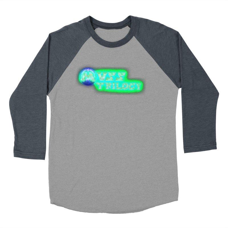 MUSS Trilogy (title) Men's Baseball Triblend T-Shirt by CIULLO CORPORATION's Artist Shop