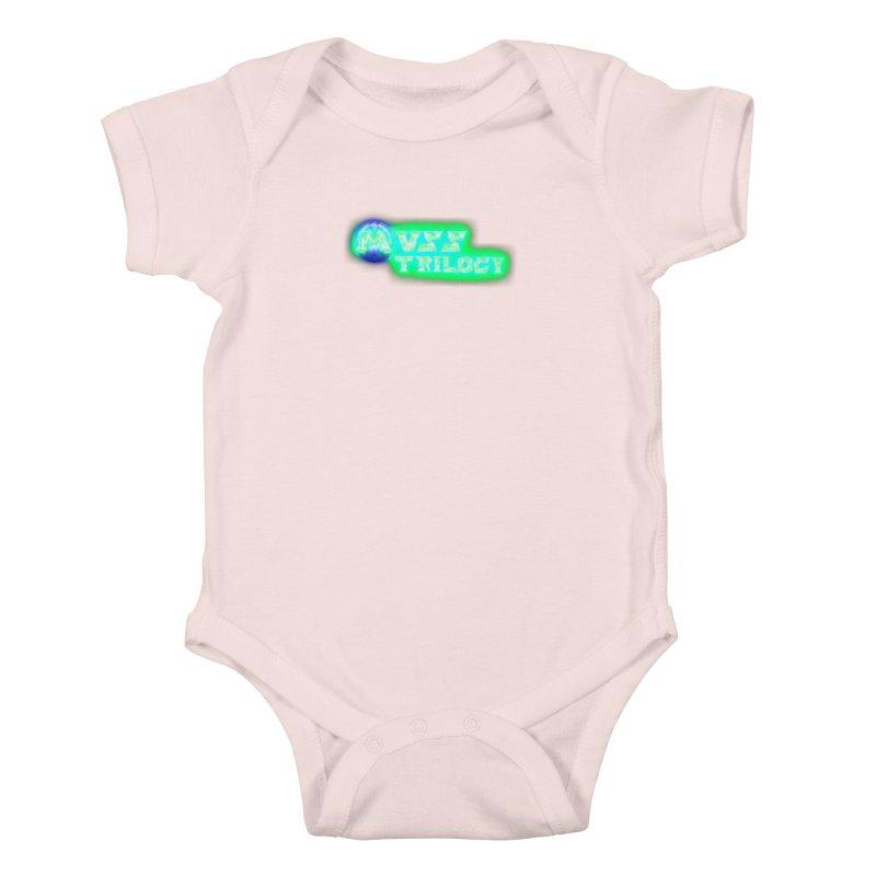 MUSS Trilogy (title) Kids Baby Bodysuit by CIULLO CORPORATION's Artist Shop
