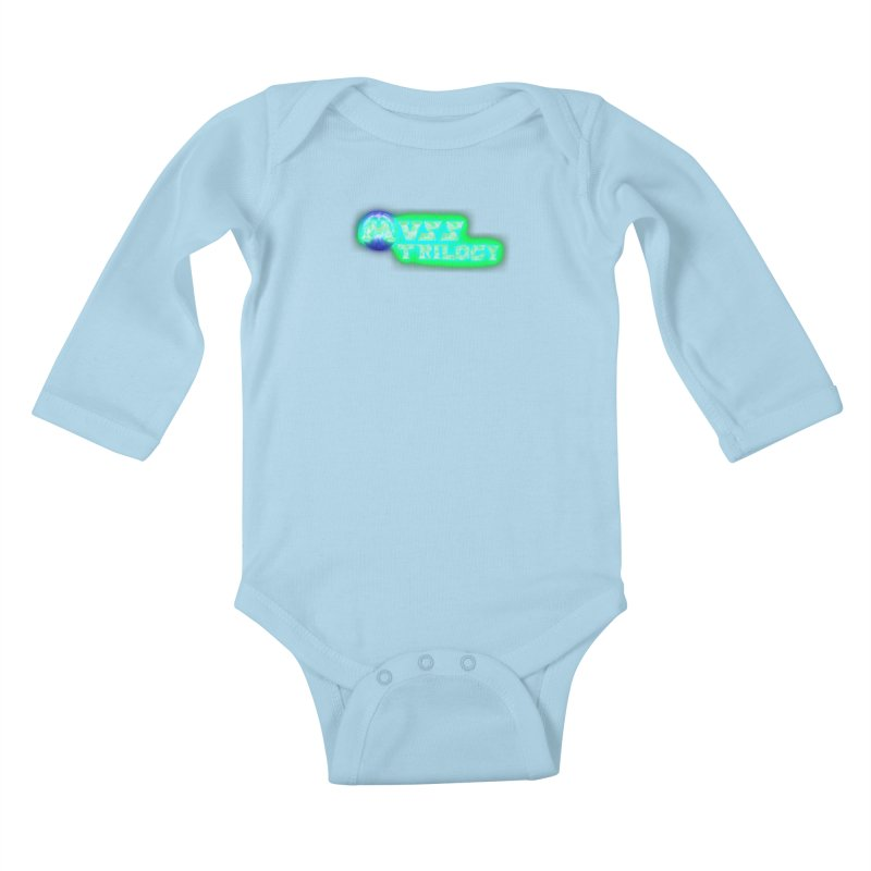 MUSS Trilogy (title) Kids Baby Longsleeve Bodysuit by CIULLO CORPORATION's Artist Shop