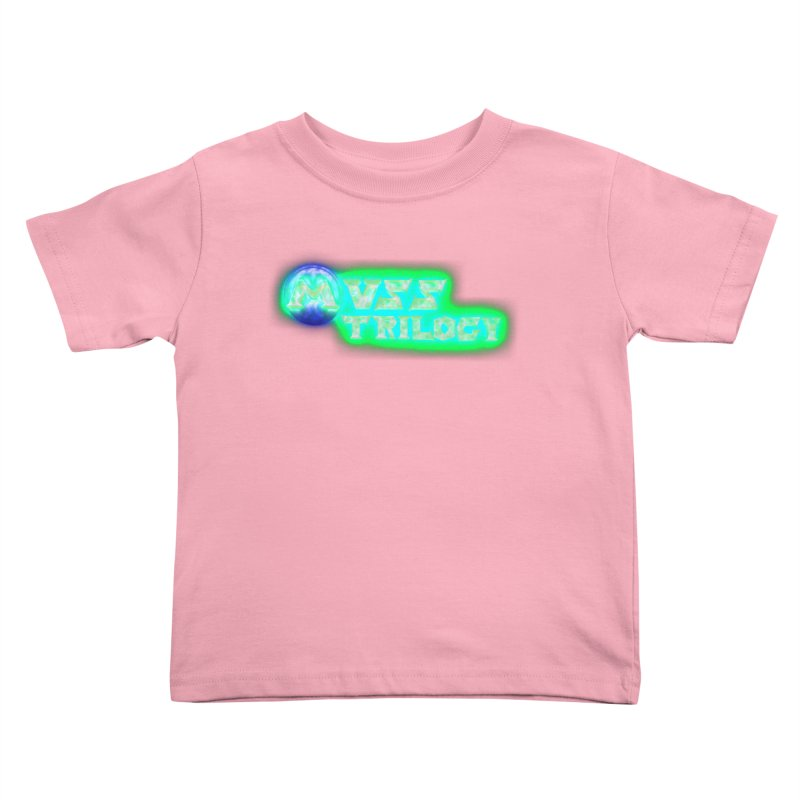 MUSS Trilogy (title) Kids Toddler T-Shirt by CIULLO CORPORATION's Artist Shop