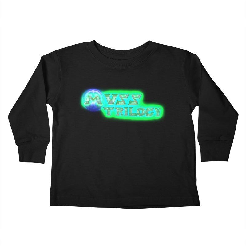 MUSS Trilogy (title) Kids Toddler Longsleeve T-Shirt by CIULLO CORPORATION's Artist Shop