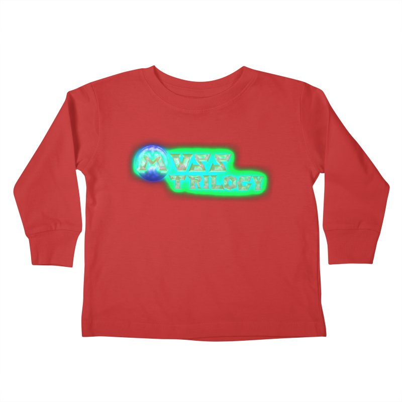 MUSS Trilogy (title) Kids Toddler Longsleeve T-Shirt by CIULLO CORPORATION's Artist Shop