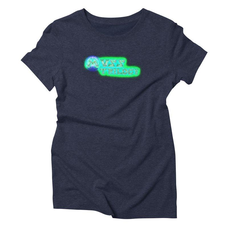 MUSS Trilogy (title) Women's Triblend T-shirt by CIULLO CORPORATION's Artist Shop
