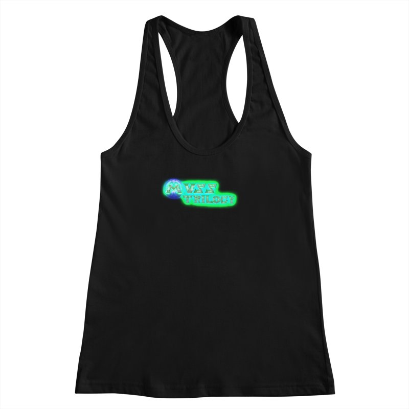 MUSS Trilogy (title) Women's Racerback Tank by CIULLO CORPORATION's Artist Shop