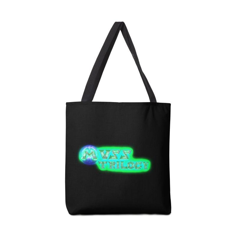 MUSS Trilogy (title) Accessories Bag by CIULLO CORPORATION's Artist Shop
