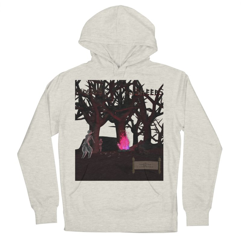 Of Dogs and Sheeps (Titled) Men's Pullover Hoody by CIULLO CORPORATION's Artist Shop