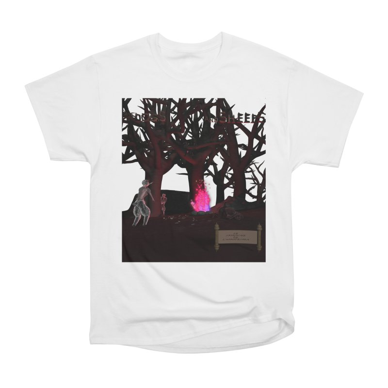 Of Dogs and Sheeps (Titled) Men's Classic T-Shirt by CIULLO CORPORATION's Artist Shop