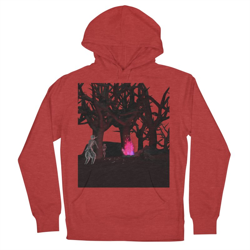 Of Dogs and Sheeps Women's Pullover Hoody by CIULLO CORPORATION's Artist Shop