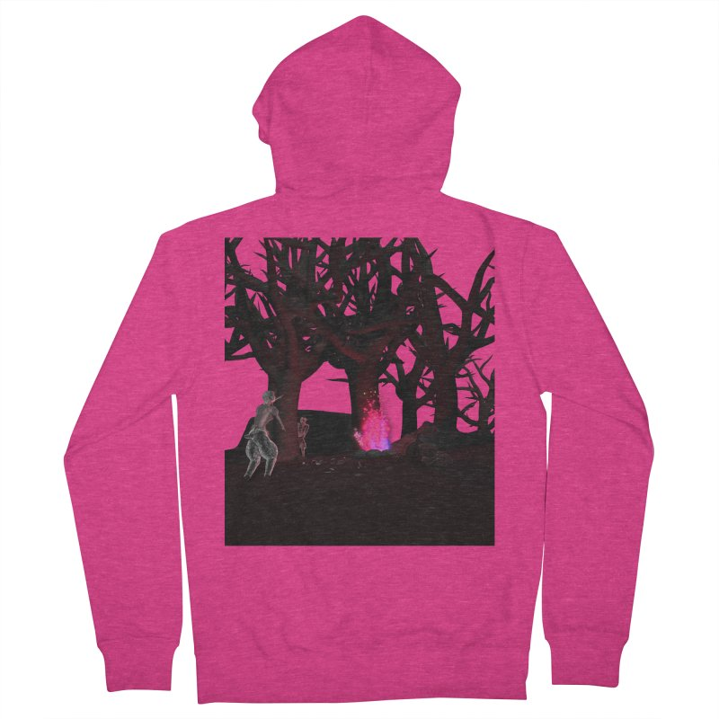 Of Dogs and Sheeps Women's Zip-Up Hoody by CIULLO CORPORATION's Artist Shop