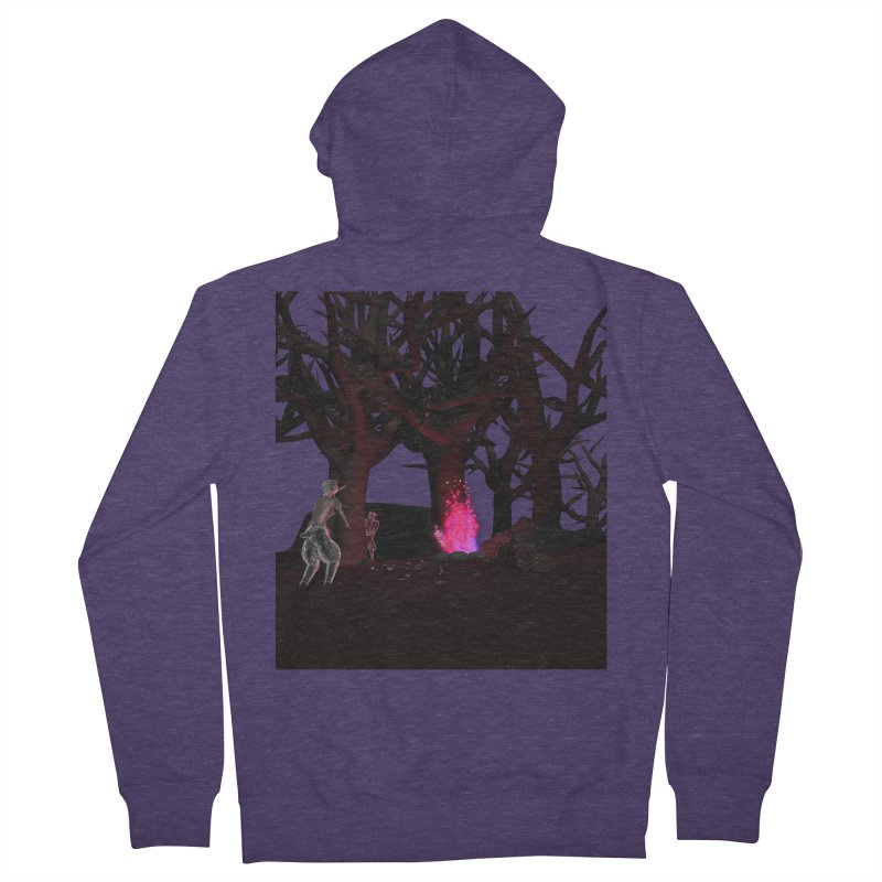 Of Dogs and Sheeps Men's Zip-Up Hoody by CIULLO CORPORATION's Artist Shop