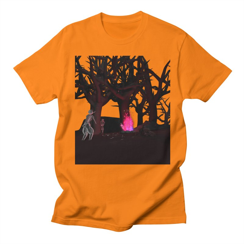 Of Dogs and Sheeps Women's Unisex T-Shirt by CIULLO CORPORATION's Artist Shop