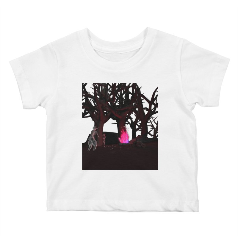 Of Dogs and Sheeps Kids Baby T-Shirt by CIULLO CORPORATION's Artist Shop