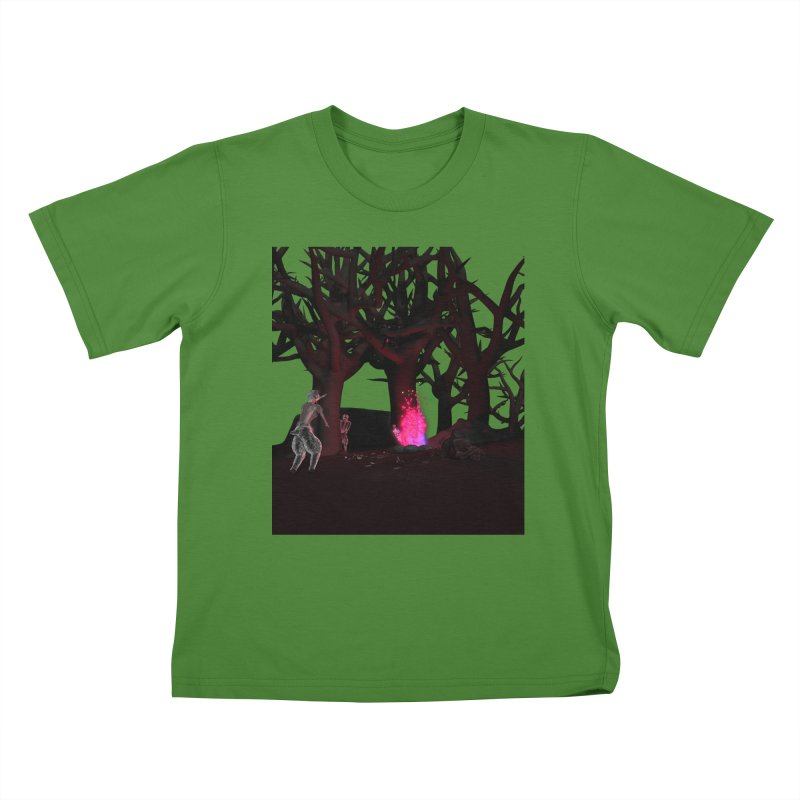 Of Dogs and Sheeps Kids T-shirt by CIULLO CORPORATION's Artist Shop
