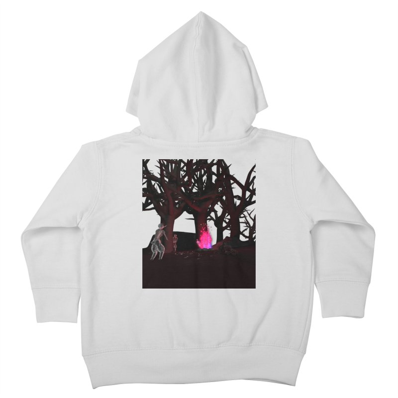 Of Dogs and Sheeps Kids Toddler Zip-Up Hoody by CIULLO CORPORATION's Artist Shop