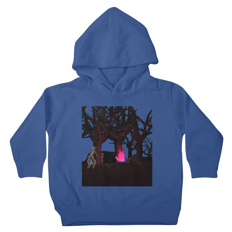 Of Dogs and Sheeps Kids Toddler Pullover Hoody by CIULLO CORPORATION's Artist Shop
