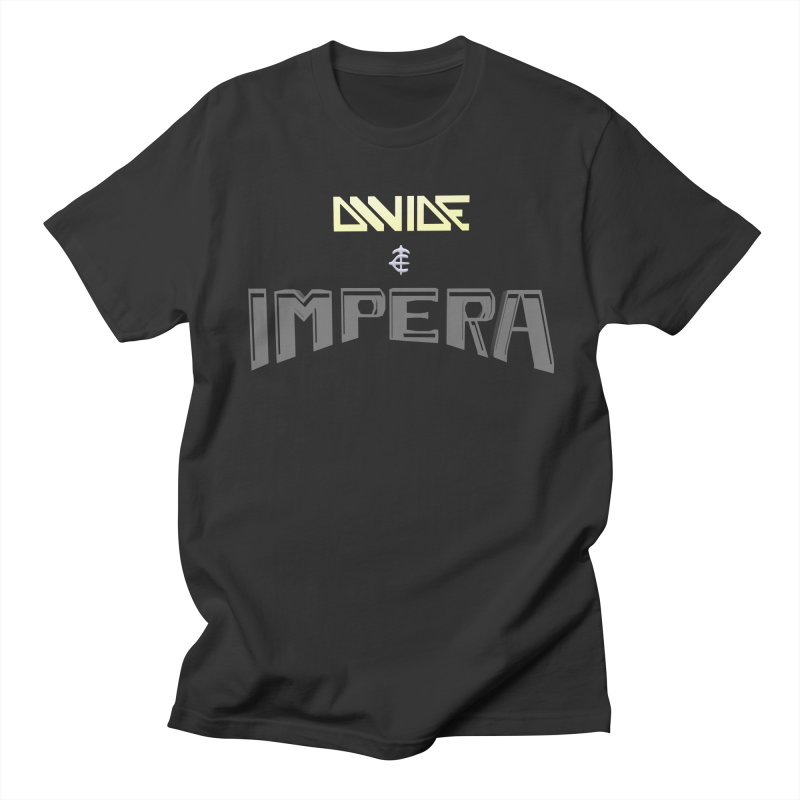 DIVIDE et IMPERA (Title) Women's Unisex T-Shirt by CIULLO CORPORATION's Artist Shop